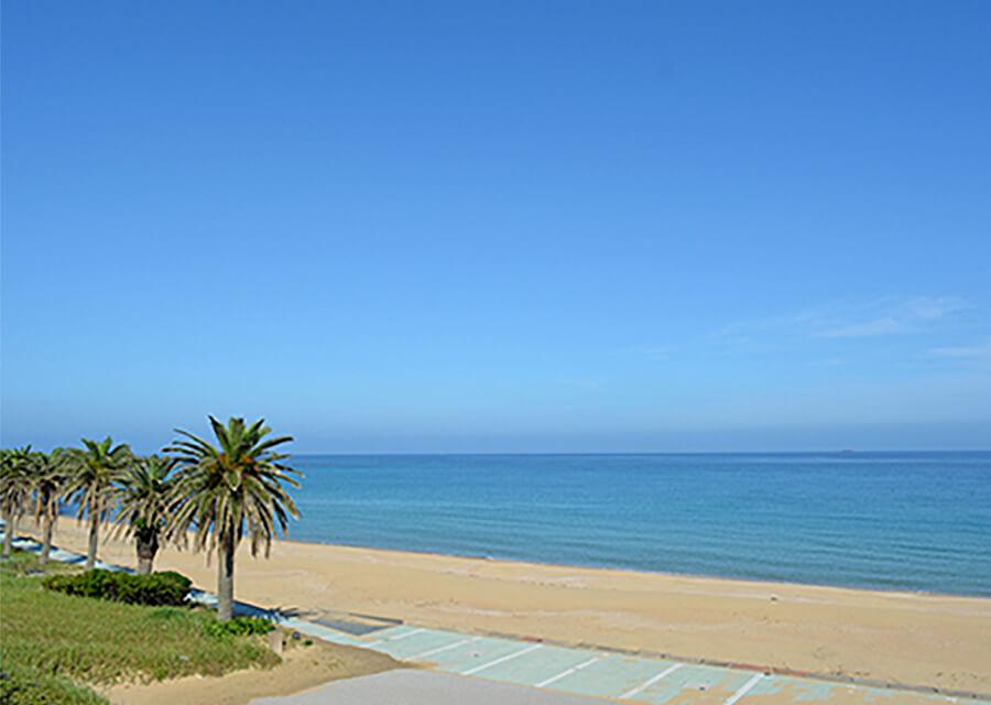 スゲ浜海水浴場