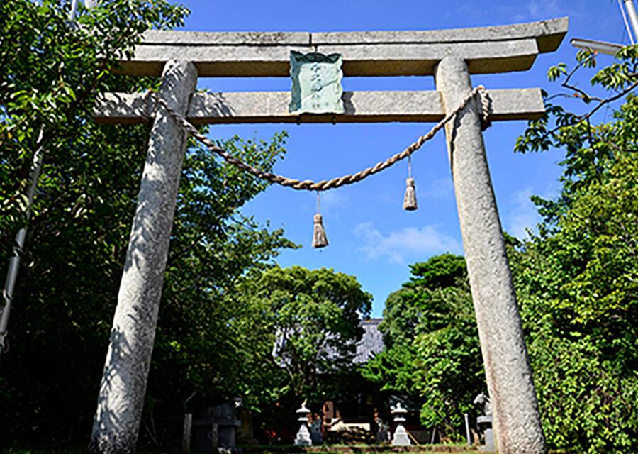 宇久島神社