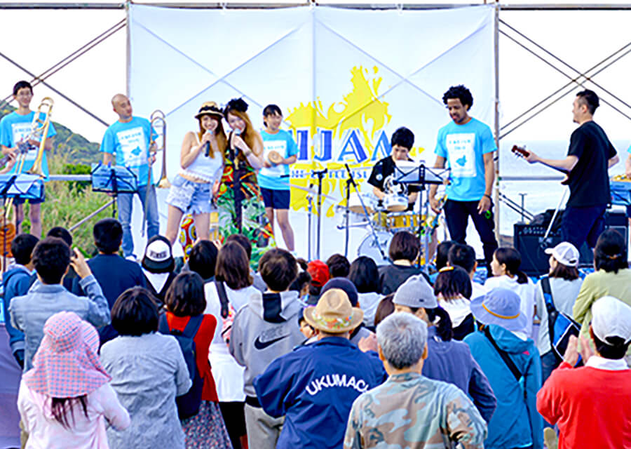 UKUJAM宇久島音楽祭