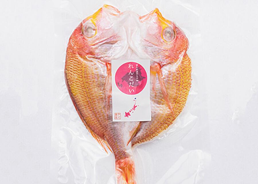連子鯛開き(冷凍)